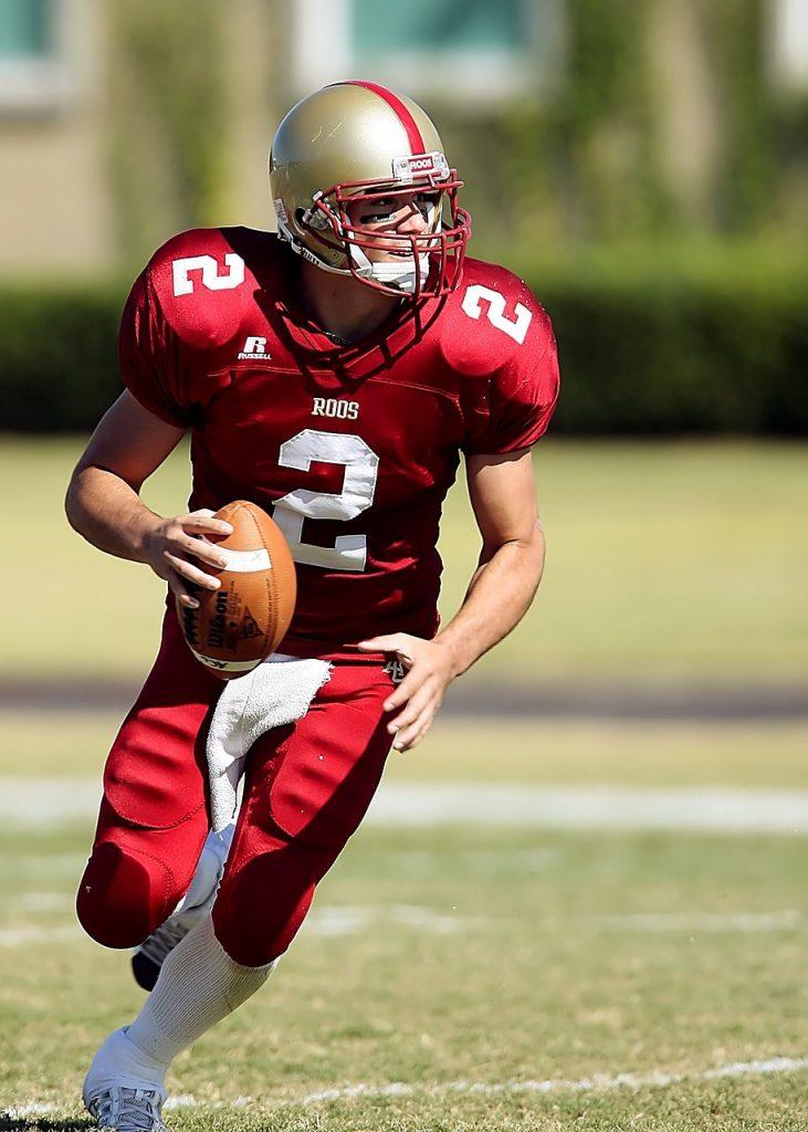 football, american football, quarterback